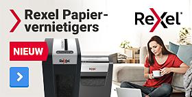 Rexel Papiervernietigers