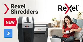 Rexel Shredders