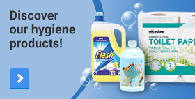 Discover our hygiene products