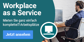 Workplace-as-a-Service