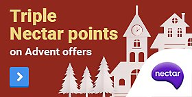 Triple Nectar Points on Advent offers