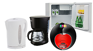 Kitchen Appliances - An integral part of any office