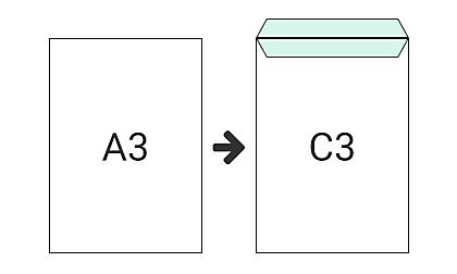 C3 (324 x 458 mm)