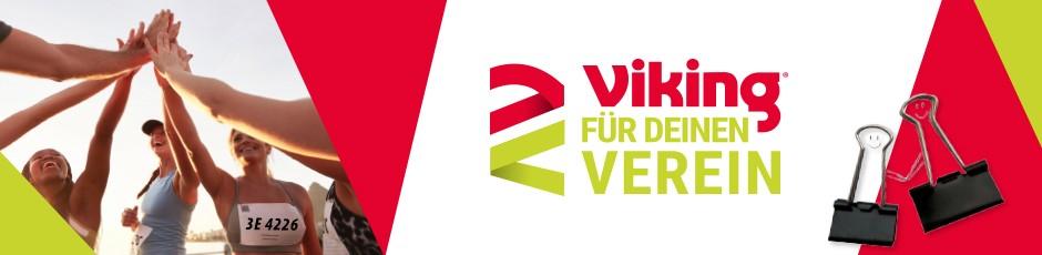 Unterstütze Deinen Verein mit der Viking Vereinsförderung