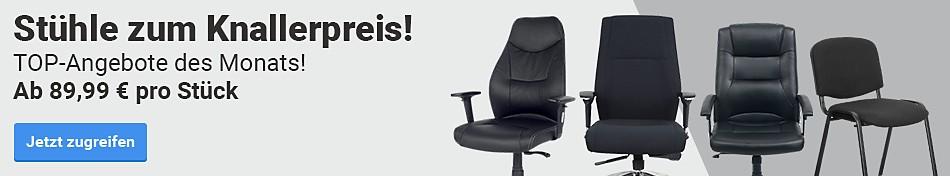 Stühle, Schnapp des Monats