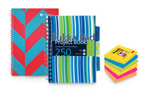 Post-it Notes & Notebooks
