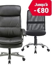 À partir de € 39,99 8 chaises de qualité à prix réduit!