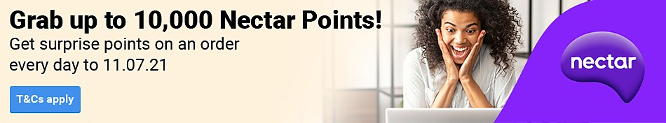 Grab up to 10,000 Nectar Points