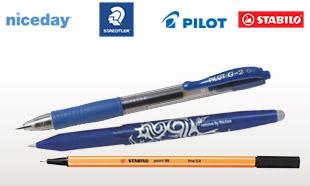 Rollerball & stylos-feutres