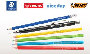 Crayons et accessoires